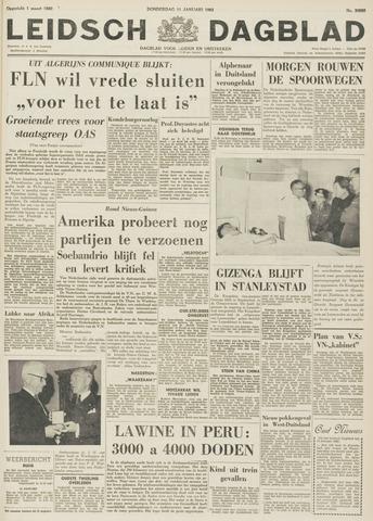 Leidsch Dagblad 1962-01-11