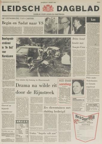 Leidsch Dagblad 1978-08-09