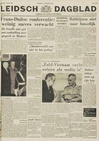 Leidsch Dagblad 1966-02-08