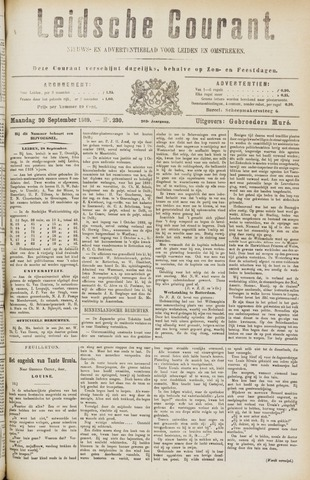 Leydse Courant 1889-09-30