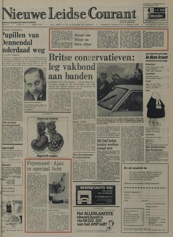 Nieuwe Leidsche Courant 1974-02-11