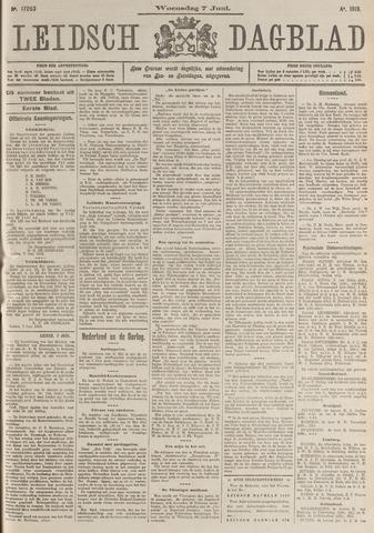 Leidsch Dagblad 1916-06-07