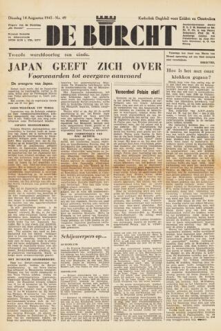 De Burcht 1945-08-14