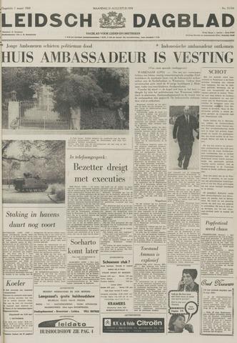 Leidsch Dagblad 1970-08-31