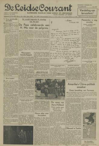 Leidse Courant 1950-01-02