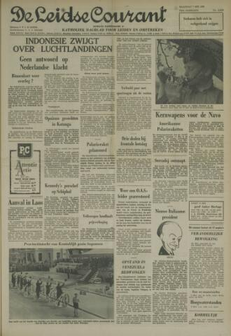 Leidse Courant 1962-05-07