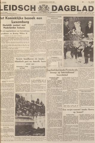 Leidsch Dagblad 1951-06-21