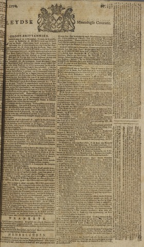 Leydse Courant 1770-12-31