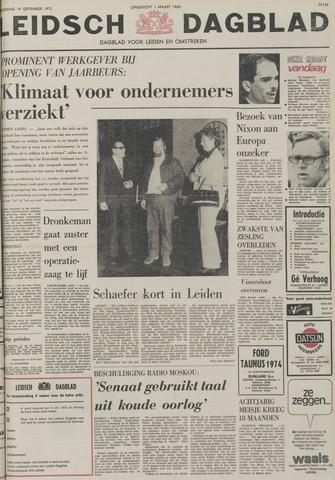 Leidsch Dagblad 1973-09-19