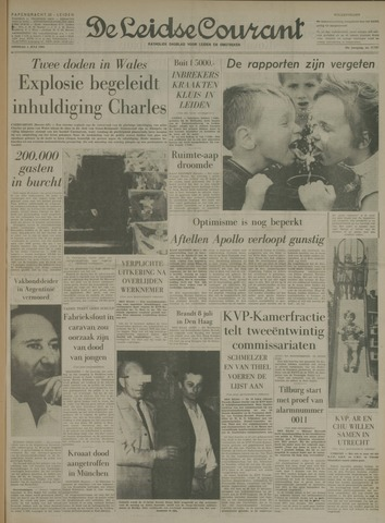 Leidse Courant 1969-07-01