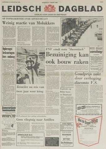 Leidsch Dagblad 1978-08-19