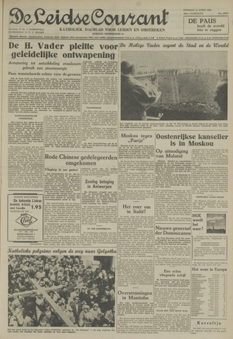 Leidse Courant 1955-04-12