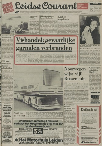 Leidse Courant 1984-02-02