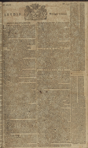 Leydse Courant 1756-11-12