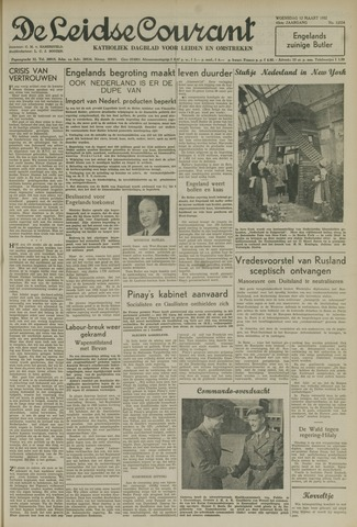 Leidse Courant 1952-03-12