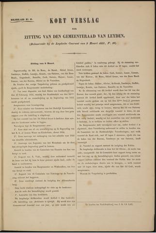 Handelingen van de Raad 1855-03-08