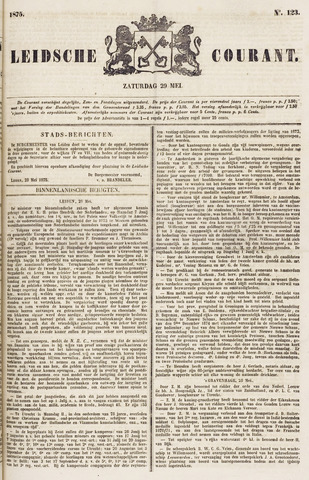 Leydse Courant 1875-05-29