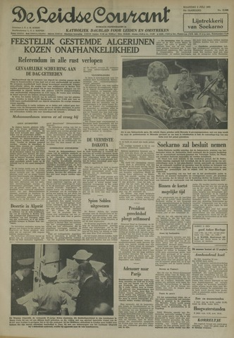 Leidse Courant 1962-07-02