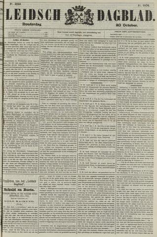 Leidsch Dagblad 1870-10-20
