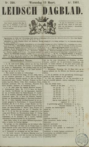 Leidsch Dagblad 1861-03-13