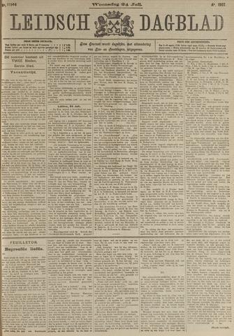 Leidsch Dagblad 1907-07-24