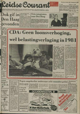 Leidse Courant 1980-10-08