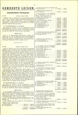 Handelingen van de Raad 1944-03-02