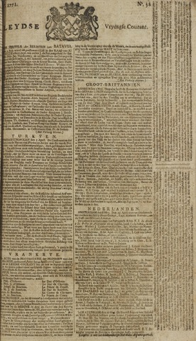 Leydse Courant 1771-05-10