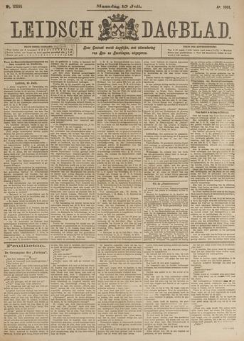 Leidsch Dagblad 1901-07-15