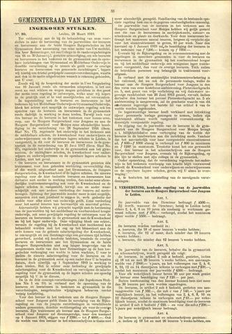 Handelingen van de Raad 1919-03-28