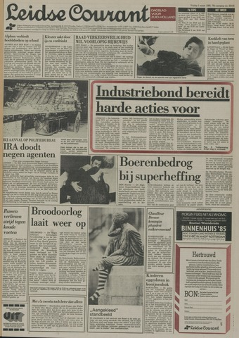 Leidse Courant 1985-03-01