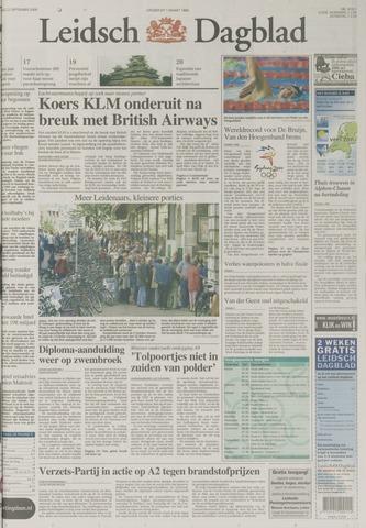 Leidsch Dagblad 2000-09-22