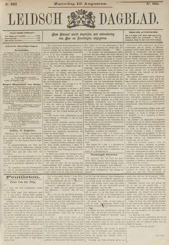 Leidsch Dagblad 1892-08-13