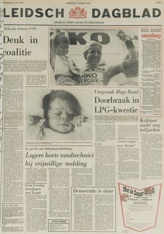 Leidsch Dagblad 1979-07-07