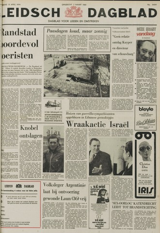 Leidsch Dagblad 1974-04-13