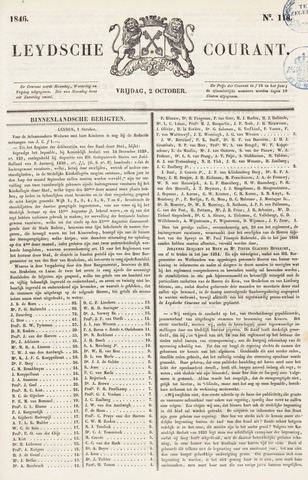 Leydse Courant 1846-10-02