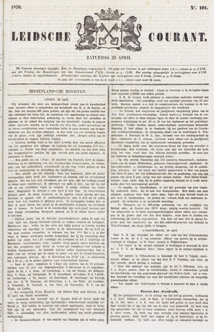 Leydse Courant 1876-04-29