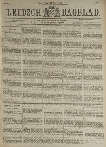 Leidsch Dagblad 1896-11-21