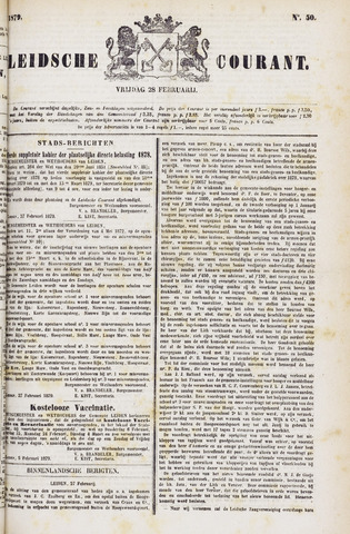 Leydse Courant 1879-02-28