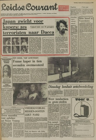 Leidse Courant 1977-10-01