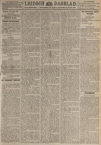 Leidsch Dagblad 1921-10-26