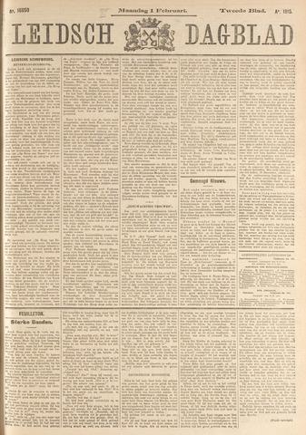 Leidsch Dagblad 1915-02-01