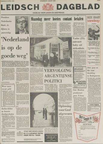 Leidsch Dagblad 1978-04-25