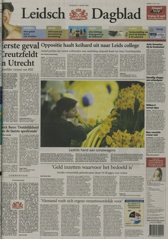 Leidsch Dagblad 2005-04-22