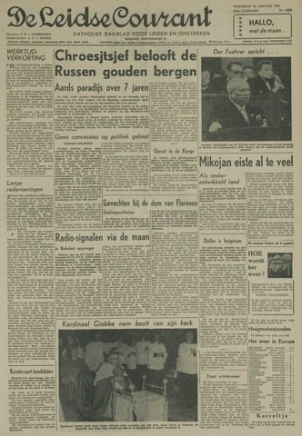 Leidse Courant 1959-01-28