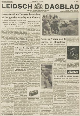 Leidsch Dagblad 1959-07-14