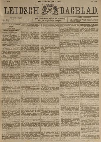 Leidsch Dagblad 1897-04-29
