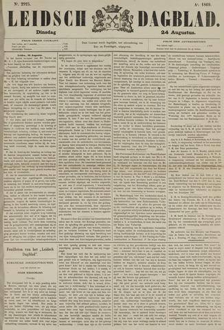 Leidsch Dagblad 1869-08-24