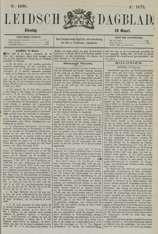 Leidsch Dagblad 1875-03-23