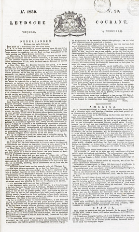 Leydse Courant 1839-02-15